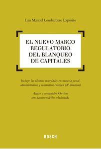 Imagen de El nuevo marco regulatorio del blanqueo de capitales