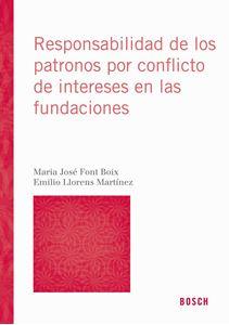 Imagen de Responsabilidad de los patronos por conflicto de intereses en las fundaciones