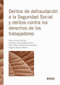 Imagen de Delitos de defraudación a la Seguridad Social y delitos contra los derechos de los trabajadores