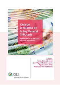 Imagen de Guía de la reforma de la Ley General Tributaria