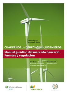 Imagen de Cuaderno 29. Manual jurídico del mercado bancario. Fuentes y regulación