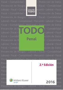 Imagen de Todo Penal. 2ª edición