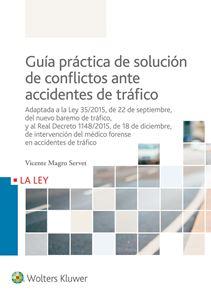 Imagen de Guía práctica de solución de conflictos ante accidentes de tráfico