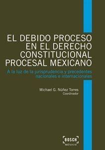 El debido proceso en México en materia constitucional