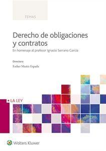 Imagen de Derecho de obligaciones y contratos