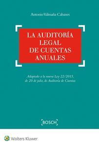Imagen de La auditoría legal de cuentas anuales