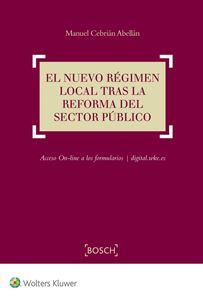 Imagen de El nuevo régimen local tras la reforma del sector público