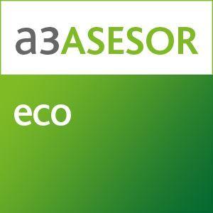 Imagen de a3ASESOR | eco | módulos iva e irpf, contabilidad