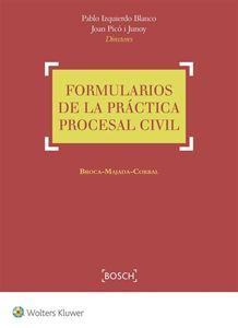 Imagen de Formularios de la Práctica Procesal Civil | Brocá-Majada-Corbal