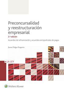 Imagen de Preconcursalidad y reestructuración empresarial