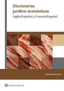 Imagen de Diccionario jurídico-económico (Inglés/Español. Francés/Español)
