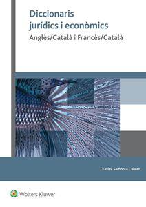 Imagen de Diccionaris jurídics i econòmics. Anglès/Català i Francès/Català