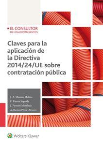 Imagen de Claves para la aplicación de la Directiva 2014/24/UE sobre contratación pública