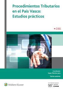 Imagen de Procedimientos Tributarios en el País Vasco. Estudios Prácticos