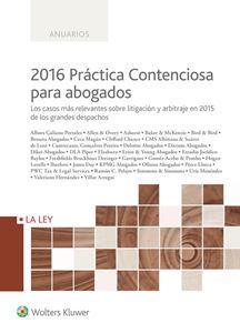 2016 Práctica Contenciosa para abogados