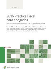2016 Práctica Fiscal para abogados