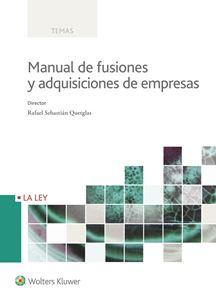 Imagen de Manual de fusiones y adquisiciones de empresas