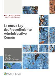 Imagen de La nueva Ley de Procedimiento Administrativo Común