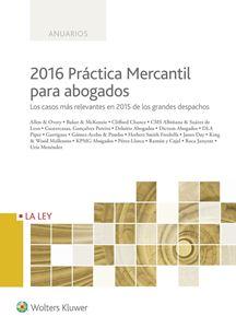 2016 Práctica Mercantil para abogados