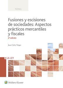 Imagen de Fusiones y escisiones de sociedades 2ª edición
