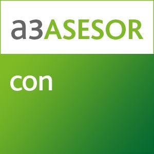 Imagen de a3ASESOR | con | Programa contabilidad