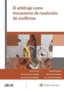 Imagen de El arbitraje como mecanismo de resolución de conflictos