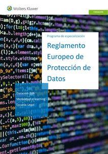 Imagen de Reglamento Europeo de Protección de Datos