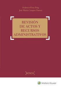 Imagen de Revisión de actos y de recursos administrativos