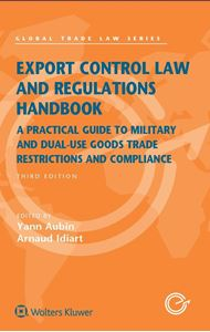 Imagen de Export Control Law and Regulations Handbook