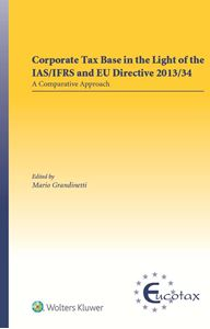 Imagen de Corporate Tax Base in the Light of IAS/IFRS and EU Directive 2013/34