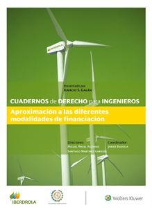 Imagen de Cuaderno 36 - Aproximación a las diferentes modalidades de financiación