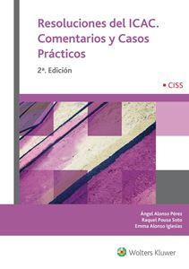 Imagen de Resoluciones del ICAC. Comentarios y casos prácticos. 2ª Edición