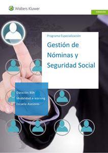 Imagen de Gestión de Nóminas y Seguridad Social