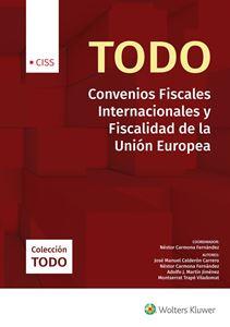 Imagen de Todo Convenios Fiscales Internacionales y Fiscalidad de la Unión Europea (Suscripción)