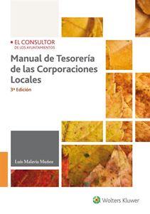 Imagen de Manual de Tesorería de las Corporaciones Locales. 3ª Edición