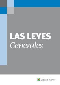 Imagen de Las Leyes Generales (Suscripción)