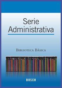 Imagen de Biblioteca Básica Bosch. Serie Administrativa (Suscripción)