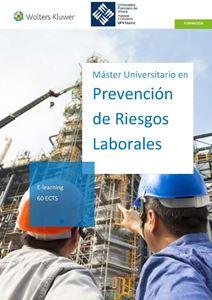 Imagen de Máster Oficial Universitario en Prevención de Riesgos Laborales