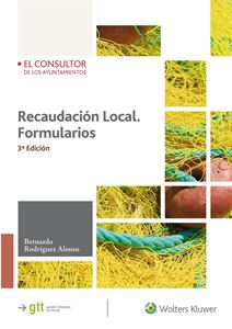 Imagen de Recaudación Local. Formularios 3ª edición