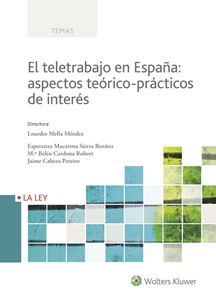 Imagen de El teletrabajo en España: aspectos teórico-prácticos de interés