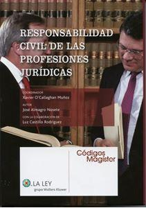 Imagen de Responsabilidad civil de las profesiones jurídicas