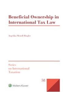 Imagen de Beneficial Ownership in International Tax Law