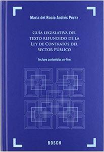 Imagen de Guía legislativa del texto refundido de la Ley de Contratos del Sector Público