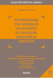 Imagen de Responsabilidad civil derivada de los accidentes de circulación: resolución de conflictos