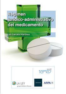 Imagen de Régimen jurídico-administrativo del medicamento