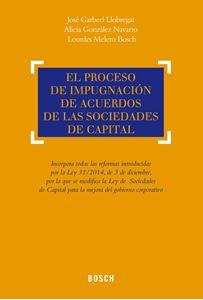 Imagen de El proceso de impugnación de acuerdos de las sociedades de capital