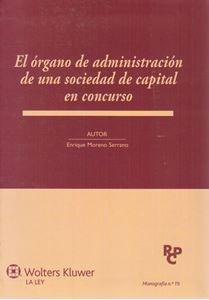 Imagen de El órgano de administración de una sociedad de capital en concurso