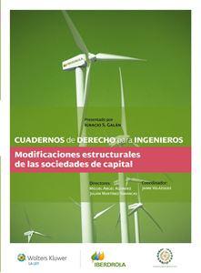 Imagen de Cuaderno 26 - Modificaciones estructurales de las sociedades de capital