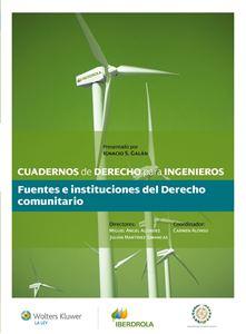 Imagen de Cuaderno 25 - Fuentes e instituciones del Derecho comunitario
