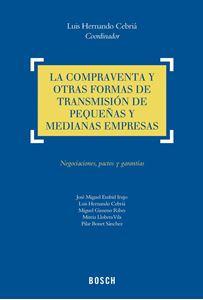 Imagen de La compraventa y otras formas de transmisión de pequeñas y medianas empresas